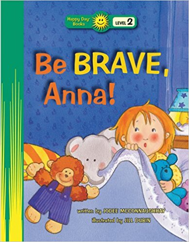 Be Brave Anna