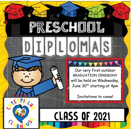 Graduation Invite 2021